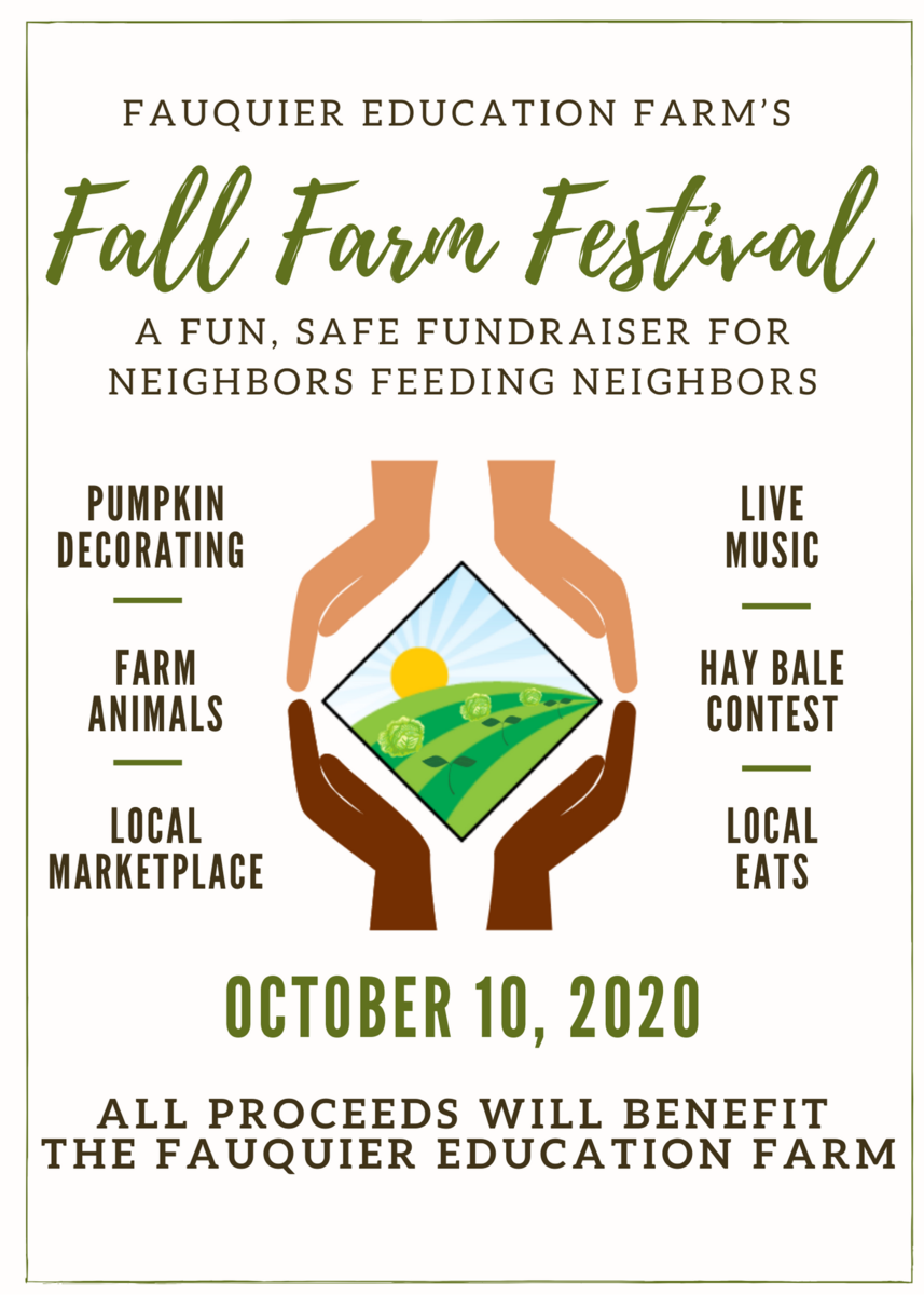 Fall Farm Festival Flyer